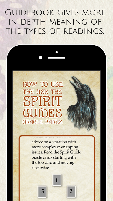 Ask the Spirit Guides Oracle screenshot 5
