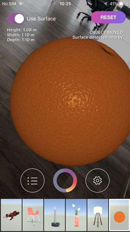 AR Live Wallpapers