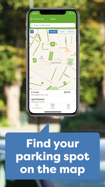 Parkster - Parking app screenshot-4
