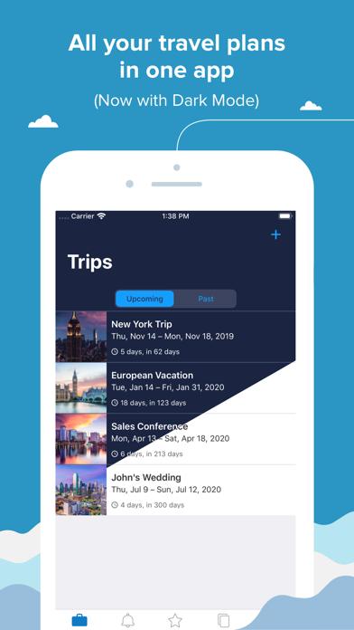 TripIt: Travel Planner Screenshot