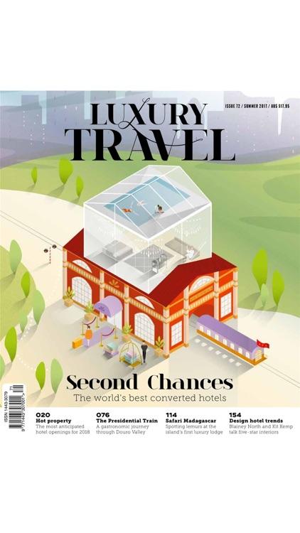 Luxury Travel Magazine screenshot-5