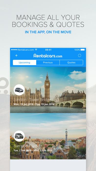 Download Rentalcars.com - Car hire App for Pc