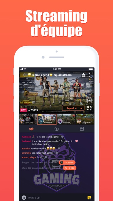 messages.download Omlet Arcade: Livestream Games software