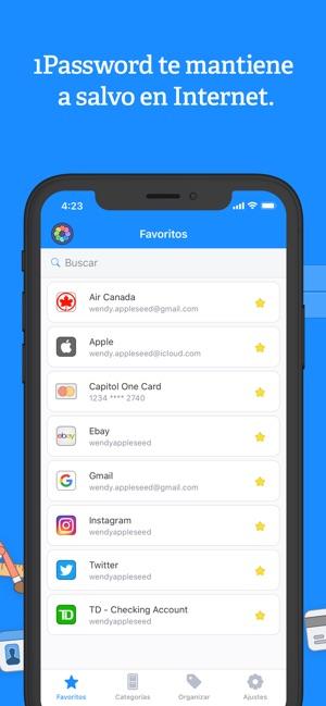 1Password - Password Manager en App Store