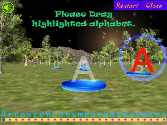 Alphabet club screenshot 6
