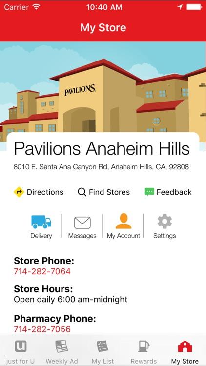 Pavilions Deals & Rewards screenshot-4