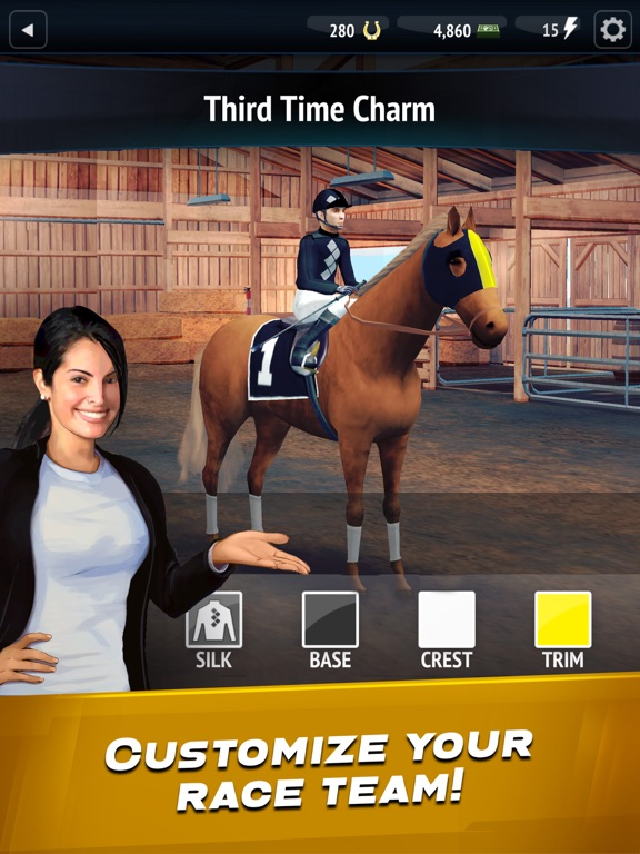 Horse Racing Manager 2020 screenshot 8