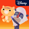 App Icon for The Lion King Stickers App in Brazil IOS App Store