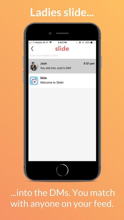 Slide - Dating App screenshot-4