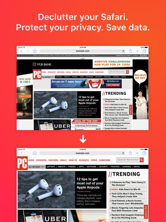 AdBlock Pro for Safariのおすすめ画像2