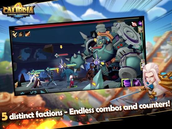 Calibria: Crystal Guardians screenshot 9
