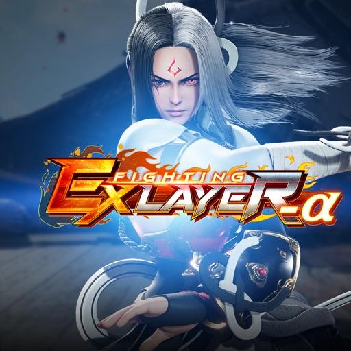 FIGHTING EX LAYER -α