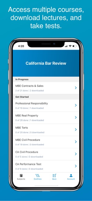 Themis Bar Review on the App Store
