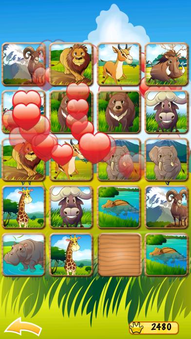Animal Zoo Match for KidsScreenshot of 5