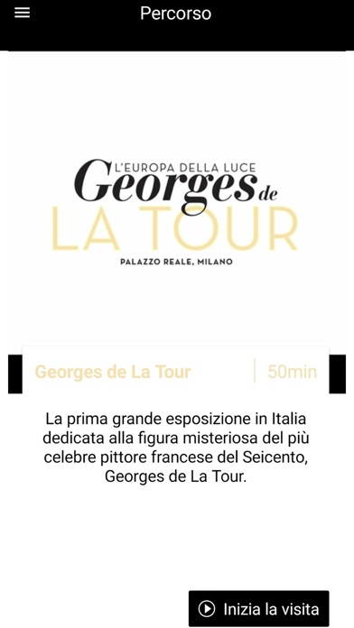 Georges de La Tour screenshot 1