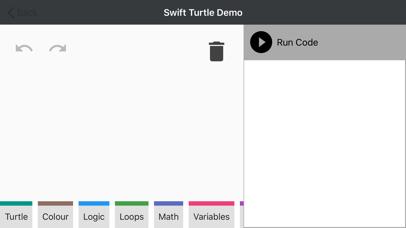 Screenshot of GaraSTEM App