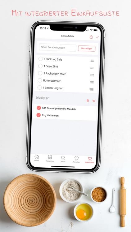 Backen macht glücklich screenshot-4
