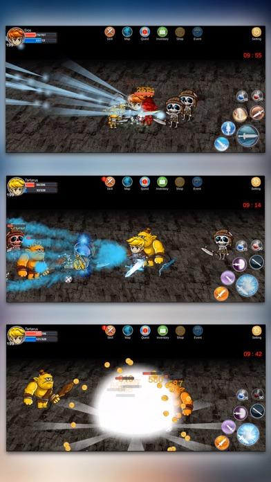 Hero Age - RPG classic 1.5 IOS