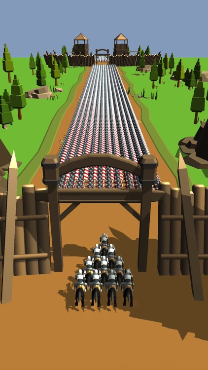 Horseman Rush 3D screenshot-6