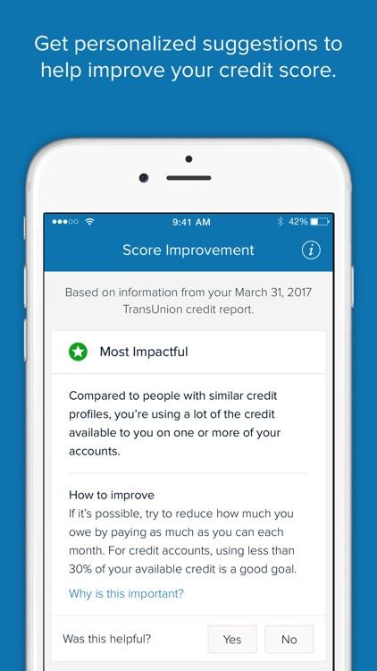 Capital One CreditWise screenshot-4