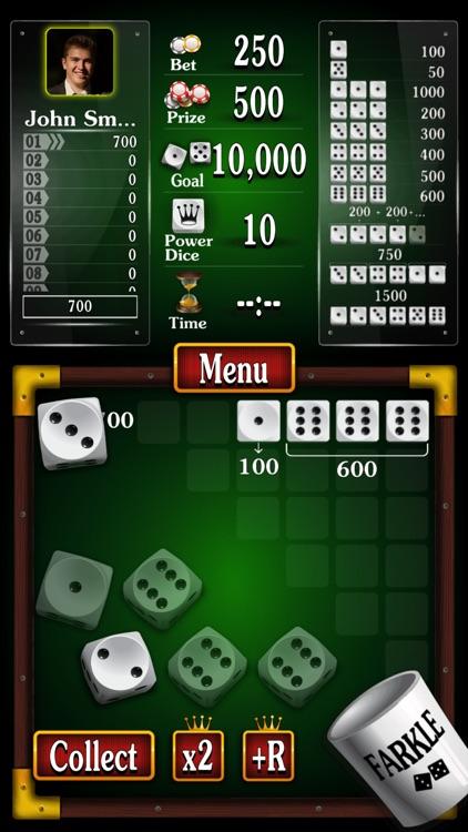 Farkle Craps: Dice Game Online