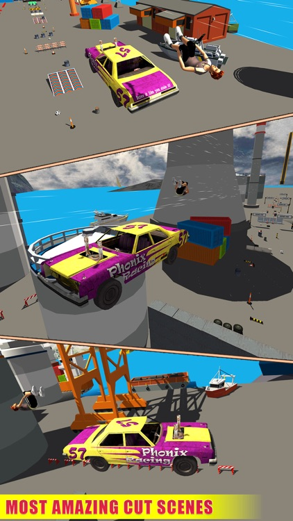 Mega Ramp - Car Jump 2020 screenshot-4