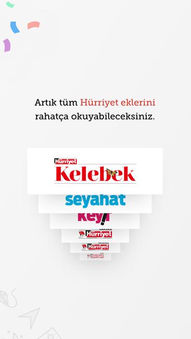 E-gazete - Günlük gazete keyfi screenshot four