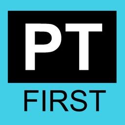 PT First Patient App