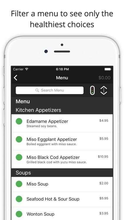 Order Healthy - Food Delivery