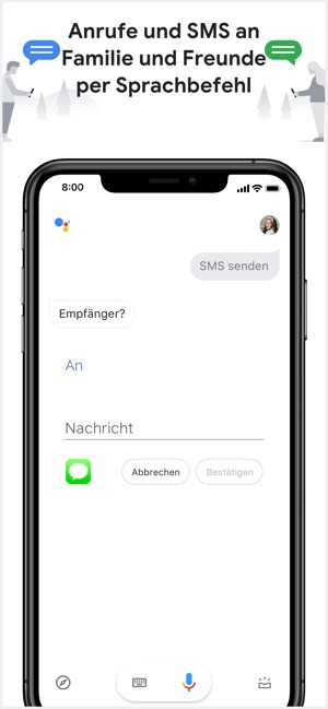 300x0w Google Assistant für iPhone verfügbar Apple Apple iOS Gadgets Technology Web