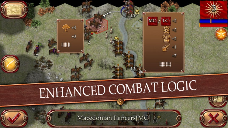 Ancient Battle: Alexander screenshot-3