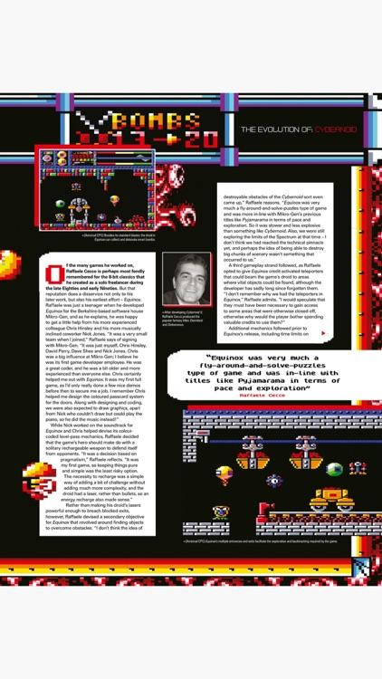 Retro Gamer Official Magazine screenshot-6