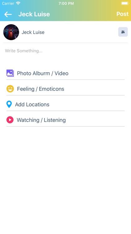 Friendzpoint screenshot-3