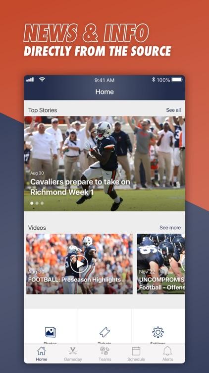Virginia Sports screenshot-3