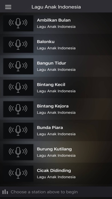 Lagu Anak Indonesia screenshot 1