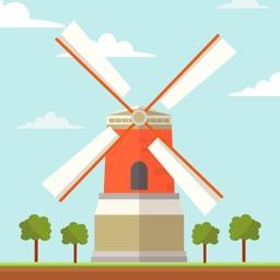 Netherlands 2020 — offline map