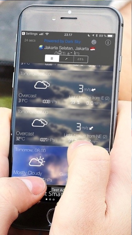 Wind and Weather Compass screenshot-3