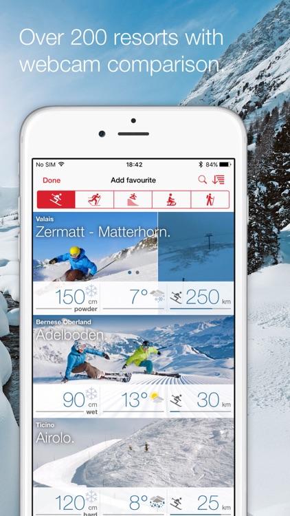Swiss Snow screenshot-3