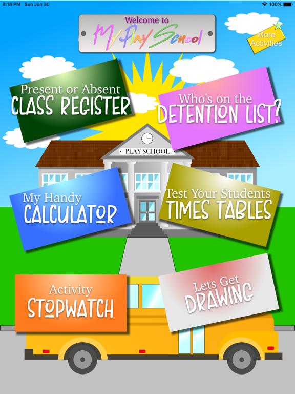 My Play School - Home Edition Screenshots