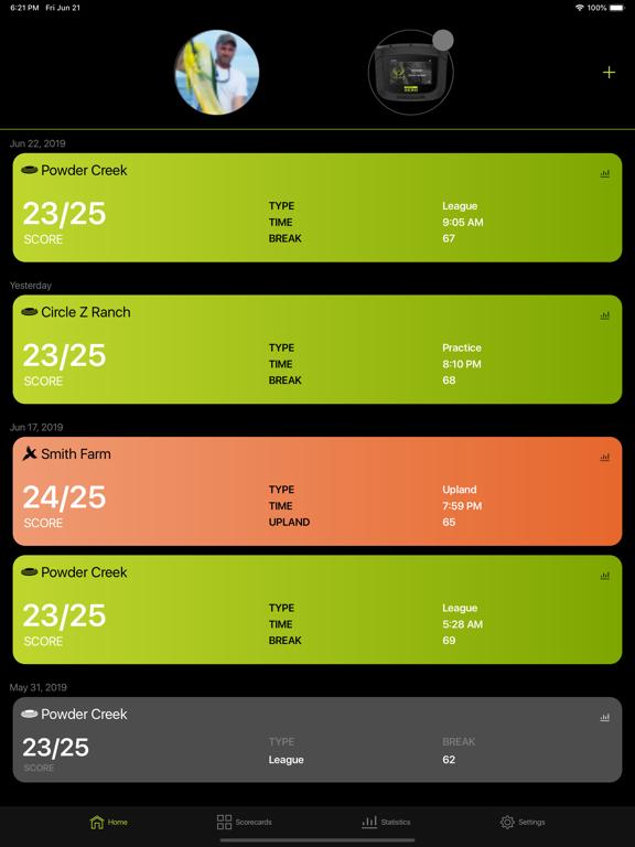 Garmin Xero® S screenshot 5
