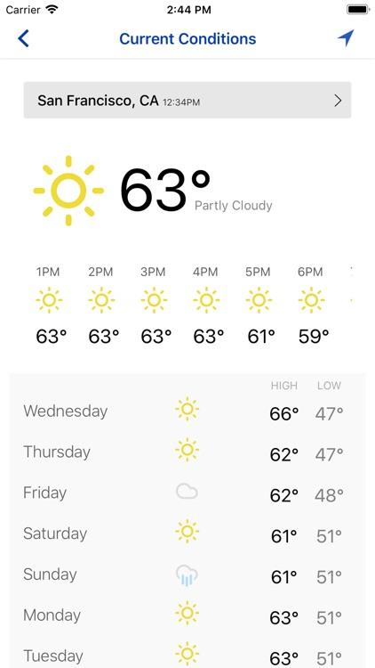 WDHN Weather DothanFirst.com screenshot-3