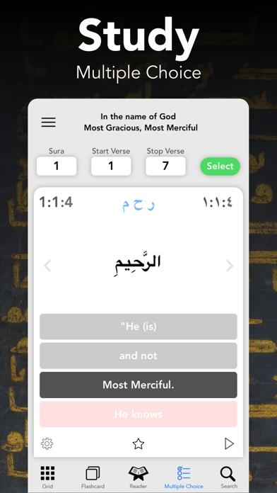 download Quran Study – Arabic & English apps 5