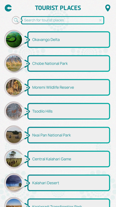 Moremi Game Reserve screenshot 3