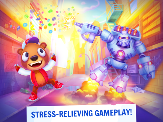 iPad Image of Despicable Bear - Top Games