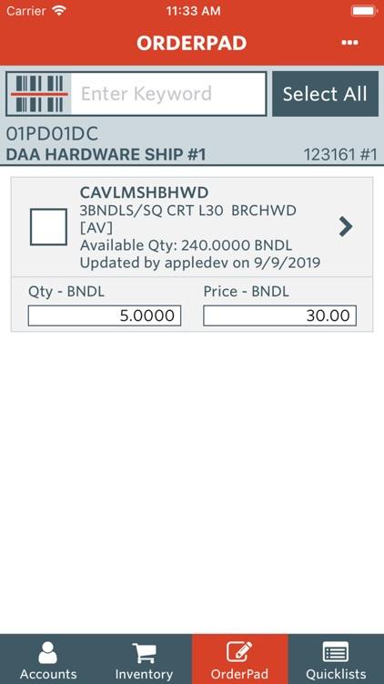 Agility Mobile Sales screenshot-3