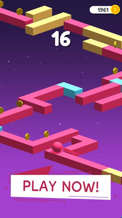 Color Block 3D: Perfect Line