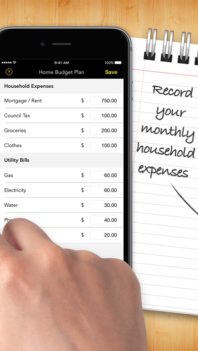 Home Budget Plan Pro Screenshots