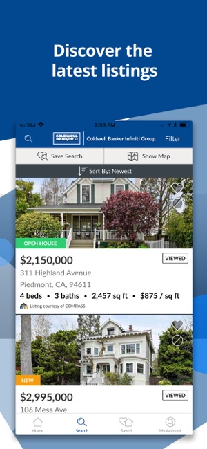 Coldwell Banker on the App Store