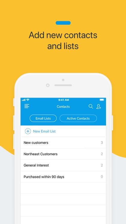 Constant Contact screenshot-4