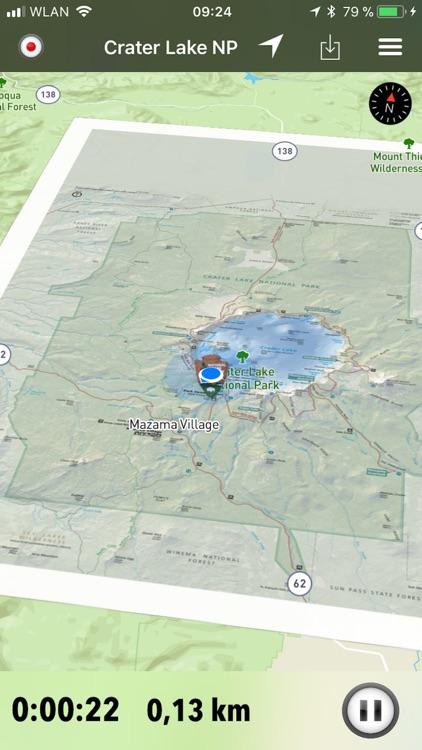 Oregon Pocket Maps screenshot-3